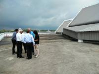 Explore the installation and potential of Solar rooftop installation at Thaksin University.